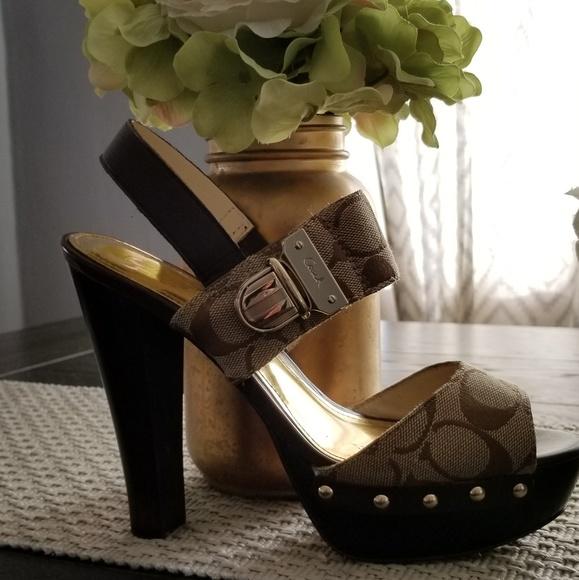 Coach Shoes | Platform | Poshmark